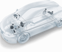 batteria per auto ibride a 48 volt